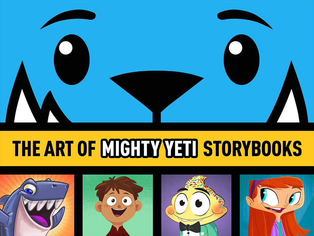 art-of-mighty-yeti-storybooks-cover