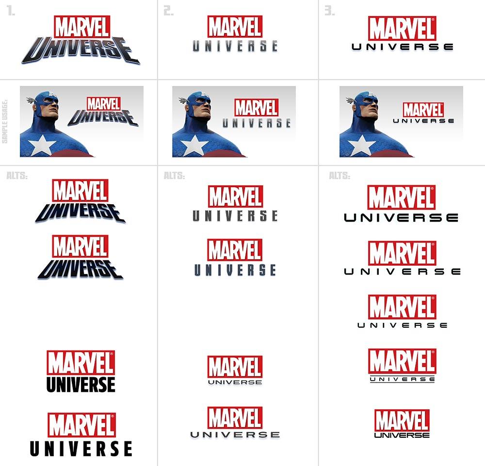Marvel-Universe-logo-variations