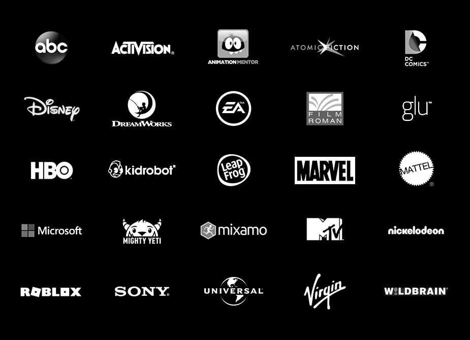 Client logos grid v03